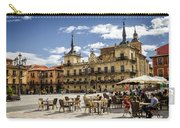 Leon City Hall Carry-all Pouch
