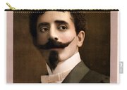 Leon Herrmann, French Magician Carry-all Pouch
