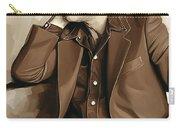 Leonard Cohen Artwork 2 Carry-all Pouch