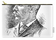 Leonard Wood (1860-1927) Carry-all Pouch