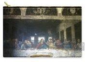 Leonardo Da Vinci's Last Supper Carry-all Pouch
