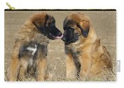 Leonberger Puppies Carry-all Pouch