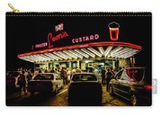 Leon's Frozen Custard Carry-all Pouch by Scott Norris