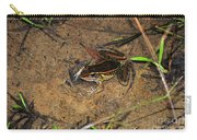Leopard Frog Carry-all Pouch