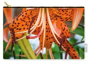 Leopard Lily 2 Carry-all Pouch