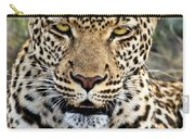 Wild Leopard In Botswana Carry-all Pouch