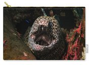 Leopard Moray Carry-all Pouch