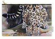 Leopard N.2 Carry-all Pouch