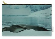 Leopard Seal Hauled Out Carry-all Pouch