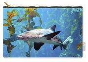 Leopard Shark Carry-all Pouch