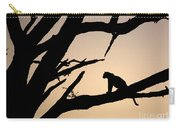 Leopard Sitting In A Tree Carry-all Pouch