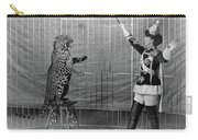 Leopard Trainer, C1906 Carry-all Pouch