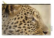 Leopard Zimbabwe Carry-all Pouch