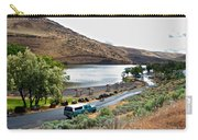 Lepage Rv Park On Columbia River-or Carry-all Pouch