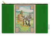 Leprechaun Carry-all Pouch by Lynn Bywaters