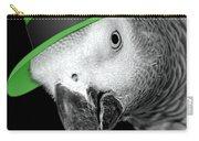 Leprechaun Parrot Carry-all Pouch