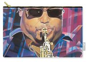 Leroi Moore And 2007 Lights Carry-all Pouch