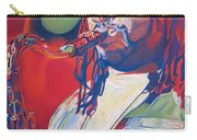 Leroi Moore Colorful Full Band Series Carry-all Pouch