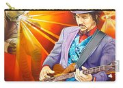 Les Claypool's-sonic Boom Carry-all Pouch by Joshua Morton