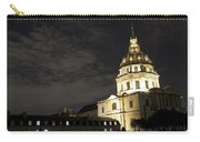 Les Invalides - Eglise Du Dome At Night - 2 Carry-all Pouch
