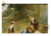 Les Jeunes Jardiniers Carry-all Pouch