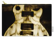 Les Paul - Blondes Have More Fun Carry-all Pouch