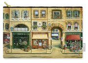 Les Rues De Paris Carry-all Pouch
