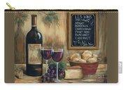 Les Vins Carry-all Pouch