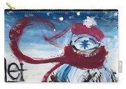 Let It Snow Version One Carry-all Pouch