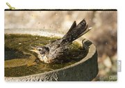 Let The Water Fly Carry-all Pouch
