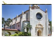 Let There Be Light Knowles Memorial Chapel 1 By Diana Sainz Carry-all Pouch