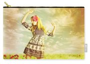 Let Us Dance In The Sun Carry-all Pouch