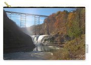 Letchworth High Falls Carry-all Pouch