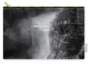 Letchworth In Winter Carry-all Pouch