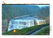 Letchworth Middle Falls Lights Carry-all Pouch