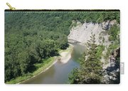 Letchworth State Park Genesee River I Carry-all Pouch