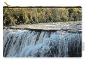 Letchworth State Park Middle Falls In Autumn Carry-all Pouch