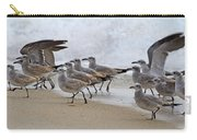 Let's Blow This Joint Carry-all Pouch by Betsy Knapp