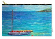 Let's Go Sailing Carry-all Pouch