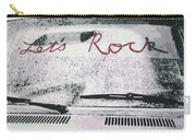 Lets Rock Carry-all Pouch