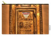 Letter Box Carry-all Pouch