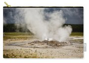 Letting Off Steam - Yellowstone Carry-all Pouch