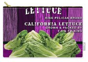 Lettuce Farm Carry-all Pouch