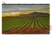 Lettuce Sunrise Carry-all Pouch