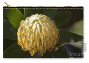Leucospermum  -   Yellow Pincushion Protea Carry-all Pouch