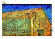 Leviticus 24 15 Carry-all Pouch