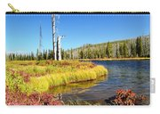 Lewis River Fall Carry-all Pouch