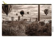 Lewiston Maine Hot Air Balloons Carry-all Pouch
