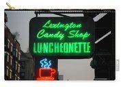 Lexington Candy Shop Carry-all Pouch