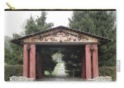 Lheit-li Nation Burial Grounds Entrance Carry-all Pouch